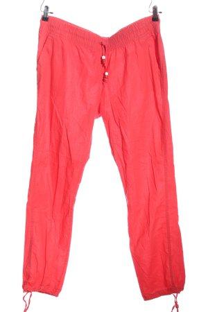 okay Baggy Pants rot Casual-Look
