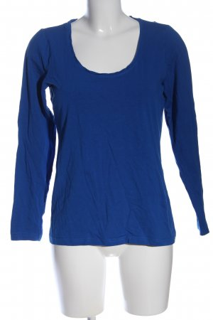 okay Slip-over Blouse blue casual look