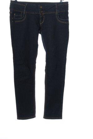 okay Slim Jeans blau Casual-Look