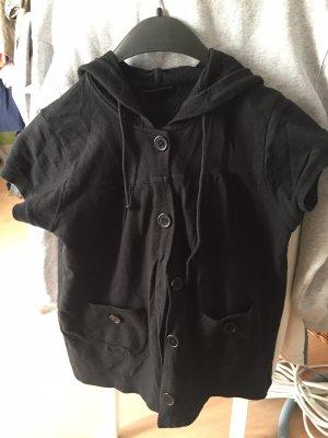 okay Hooded Vest black