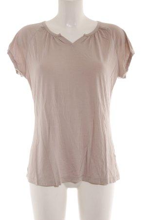 Okha T-Shirt altrosa Casual-Look
