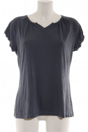 Okha T-Shirt graublau Casual-Look