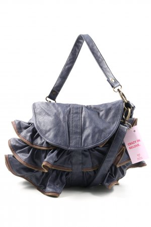 Okpta Shoulder Bag blue casual look