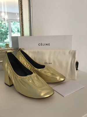 """Old Céline""-Soft Ballerina-Pumps"