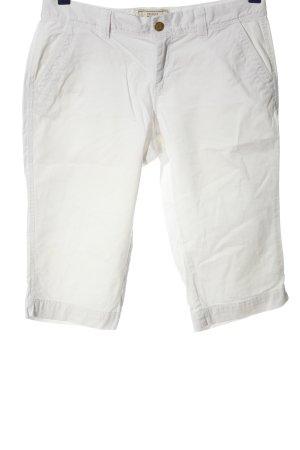 Old Navy Pantalon 3/4 blanc style décontracté