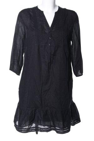 Old Navy Blusenkleid schwarz Casual-Look