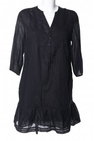 Old Navy Robe chemisier noir style décontracté
