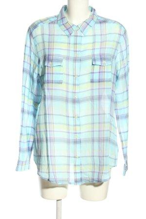 Old Navy Blusa-camisa estampado repetido sobre toda la superficie look casual