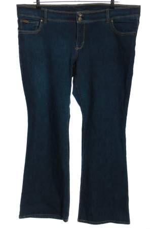 Old Navy Jeansschlaghose blau Casual-Look