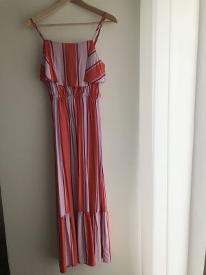 Old Navy Robe longue rouge-rose