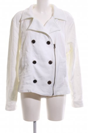 Old Navy Veste courte blanc style d'affaires