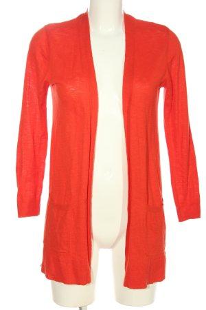 Old Navy Cardigan tricotés rouge style décontracté