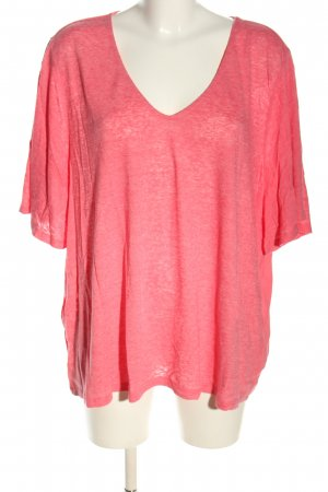 Old Navy T-Shirt pink meliert Casual-Look
