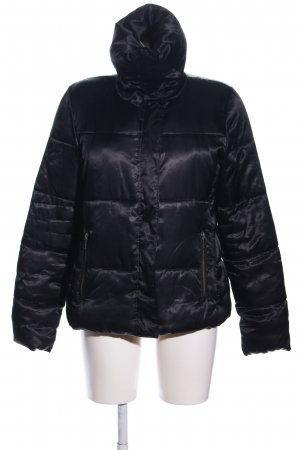 Old Navy Übergangsjacke schwarz Steppmuster Casual-Look