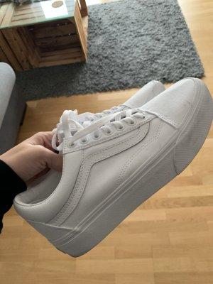 OLD SKOOL PLATFORM - Vans Sneaker low