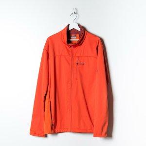 Jack Wolfskin Outdoor Jacket orange