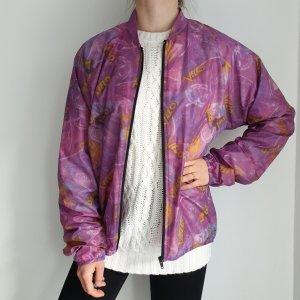 Ole Oversized Jacket multicolored