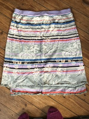 Oilily Knitted Skirt multicolored