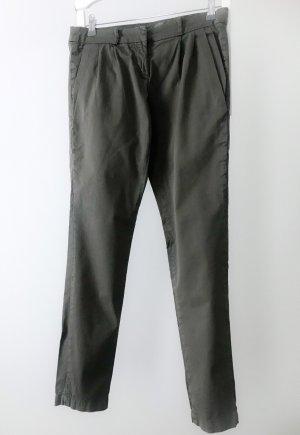 Gang Pantalone chino marrone-grigio