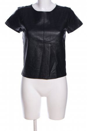Olivaceous T-Shirt schwarz Casual-Look