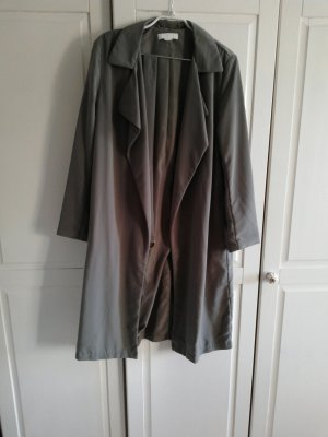 H&M Coat Dress olive green