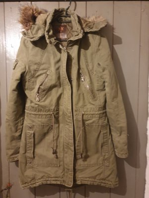 anonymous&famous Parka olive green
