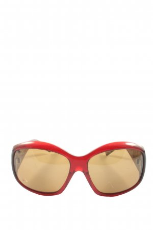 Oliver Peoples Glasses red casual look