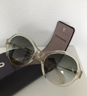 Oliver Peoples Glasses pale yellow-khaki