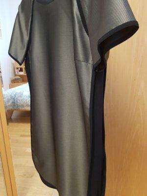 olivfarb. Kleid/Tunnika Max Volmary