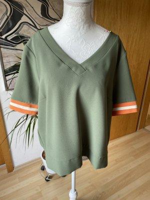 V-Neck Shirt multicolored