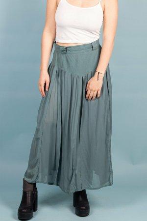 Ashley Brooke Maxi Skirt green