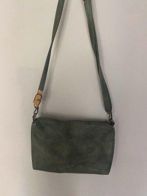 Olivgrüne Tasche / Handtasche von Eternel