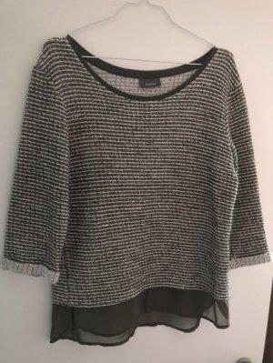 Yessica Fine Knitted Cardigan khaki