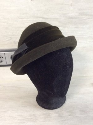 Chapeau bavarois kaki