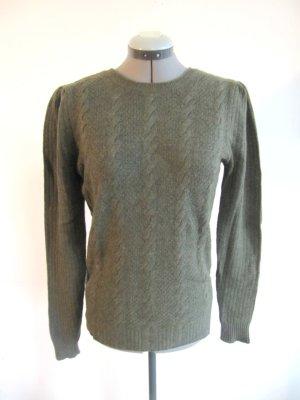 Olivgrüner Wollpullover von Ralph Lauren Sport