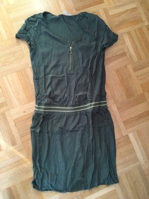 Olivgrünes Kleid von Promod
