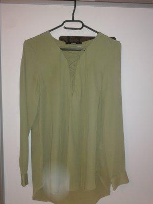 Bik Bok V-hals shirt khaki