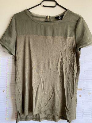 Olivgrünes Oberteil von H&M