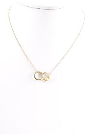 Olivia Burton Goldkette goldfarben Elegant