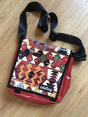 OlleTog® Messenger Bag aus LKW Plane, handmade