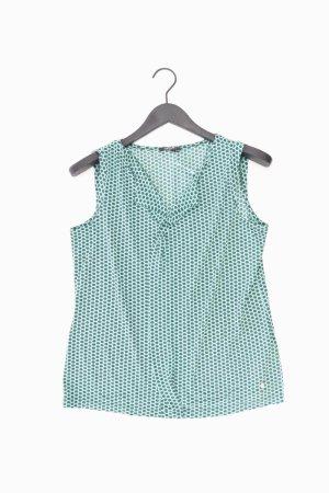 olsen Ärmellose Bluse Größe 38 neuwertig grün aus Polyamid