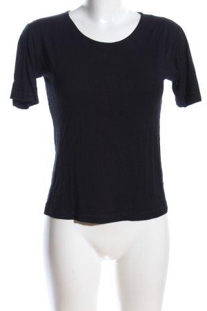 Olsen Collection Basic Top schwarz Casual-Look