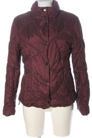 Olsen Down Jacket red casual look