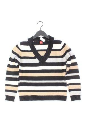 Olsen Fine Knit Jumper black polyacrylic