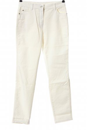 Olsen High-Waist Hose creme Casual-Look