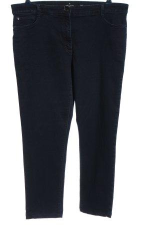 Olsen High Waist Jeans blau Casual-Look