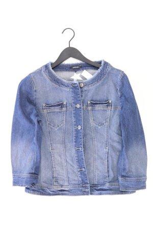 olsen Jacke blau Größe 40