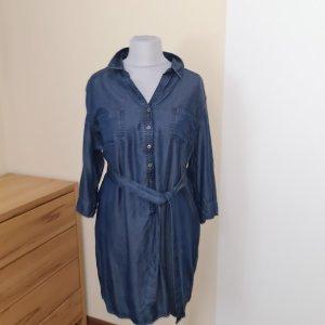 Olsen Denim Dress dark blue