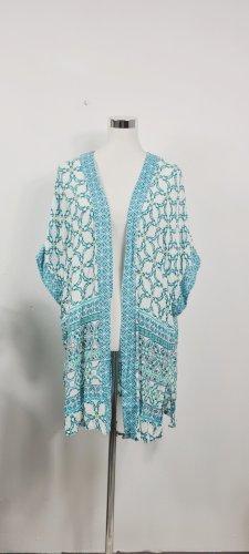 Olsen / Kimono/ Größe M/ Türkis Blau