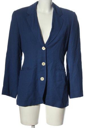 Olsen Klassischer Blazer blau Elegant